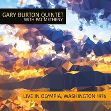 Live in Olympia, Washington 1976 - CD Audio di Pat Metheny,Gary Burton