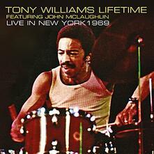 Live in New York 1969 - CD Audio di Tony Williams