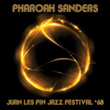 Juan Les Pin Jazz Festival '68 - CD Audio di Pharoah Sanders