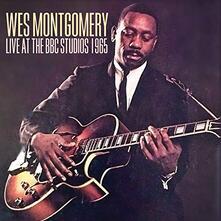 Live at the BBC Studios 1965 - CD Audio di Wes Montgomery
