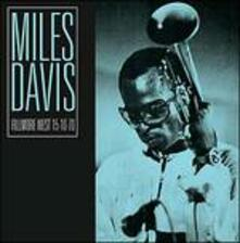 Fillmore West 15 ottobre 1970 - CD Audio di Miles Davis