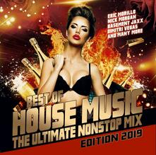 Best of House Music 2019 - CD Audio