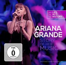 Story of Her Music - CD Audio + DVD di Ariana Grande