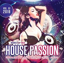 House Passion vol.1 2019 - CD Audio