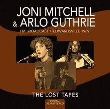 The Lost Tapes 1969 - CD Audio di Joni Mitchell,Arlo Guthrie