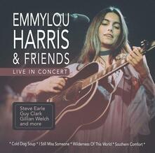 Live in Concert - CD Audio di Emmylou Harris