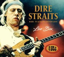 Live Box (Limited Edition) - CD Audio + DVD di Dire Straits