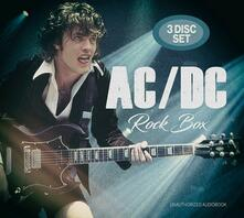 Rock Box - CD Audio di AC/DC