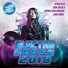 Electro House Traxx 2018 - CD Audio