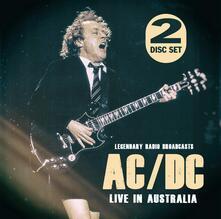 Live in Australia - CD Audio di AC/DC