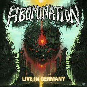 Live in Germany - Vinile LP di Abomination