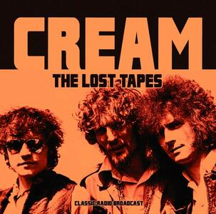 Lost Tapes - Vinile LP di Cream