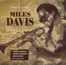 Miles Davis Tribute Album - CD Audio