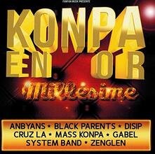 Konpa En or - CD Audio