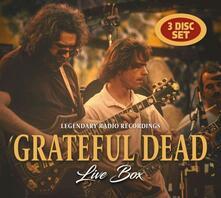 Live Box - CD Audio di Grateful Dead