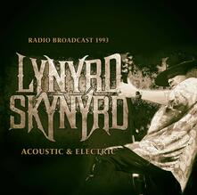 Acoustic and Electric - CD Audio di Lynyrd Skynyrd
