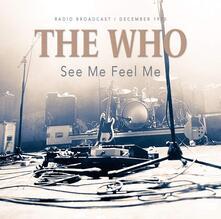 See Me Feel Me - CD Audio di Who