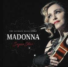 Superstar. The Ultimate Music Story - CD Audio di Madonna