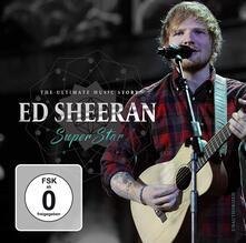 Superstar - CD Audio + DVD di Ed Sheeran