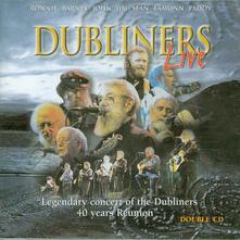 40 Years Reunion. Live - CD Audio di Dubliners