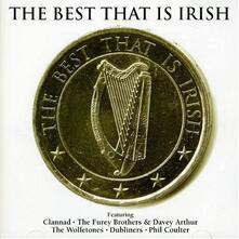 Best That Is Irish - CD Audio