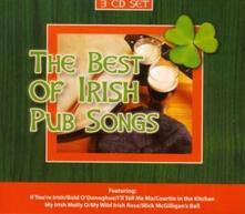 Best of Irish Pub Songs - CD Audio