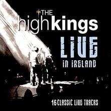 Live in Ireland - CD Audio di High Kings