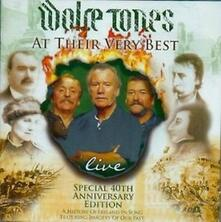 At Their Very Best Live - CD Audio di Wolfe Tones