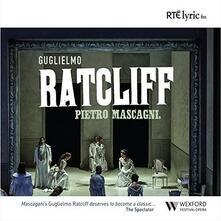 Guglielmo Ratcliff - CD Audio di Pietro Mascagni