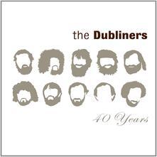 40 Years - CD Audio di Dubliners