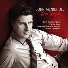 Love Songs - CD Audio di John McNicholl