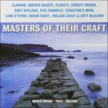 Masters of Their Craft - CD Audio