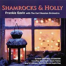 Shamrocks & Holly - CD Audio di Frankie Gavin