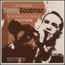 Benny Goodman, His Orchestra, His Combos - CD Audio di Benny Goodman