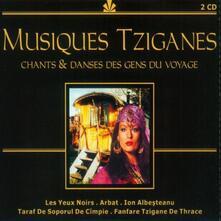 Musiques Tziganes - CD Audio