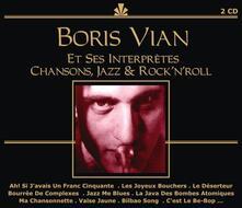 Et Ses Interpretes - CD Audio di Boris Vian
