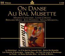 On Danse Au Bal Musette - CD Audio