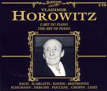 Black Line - CD Audio di Vladimir Horowitz