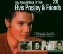 Elvis Presley & Friends - CD Audio di Elvis Presley