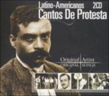 Cantos De Protesta - CD Audio