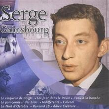 Etc... - CD Audio di Serge Gainsbourg
