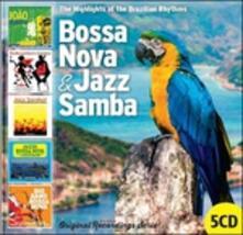 Bossa Nova & Jazz Samba (Box Set Slimcase) - CD Audio