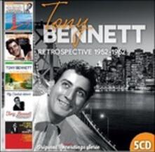 Retrospective 1952-1962 (Box Set Slimcase) - CD Audio di Tony Bennett