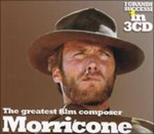 I Grandi Successi (Colonna Sonora) - CD Audio di Ennio Morricone