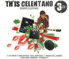 Th'Is Celentano - CD Audio di Adriano Celentano