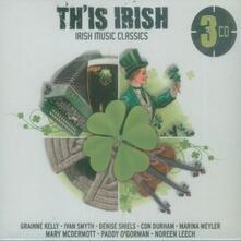 Th'is Irish - CD Audio