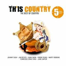 Th'is Country (Box Set) - CD Audio