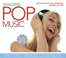 Imagine Pop Music (Box Set) - CD Audio