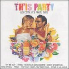 Th'is Party - CD Audio