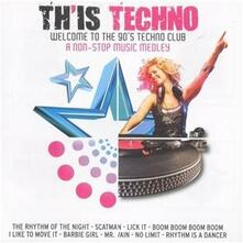 Th'is Techno - CD Audio